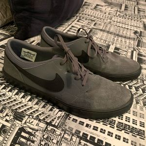 Nike SB Gray sneakers size 12 men's